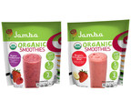 """Inventure Foods To Offer Its Best-Selling Jamba(R) """"At Home"""" Smoothies In Certified-Organic Varieties"""
