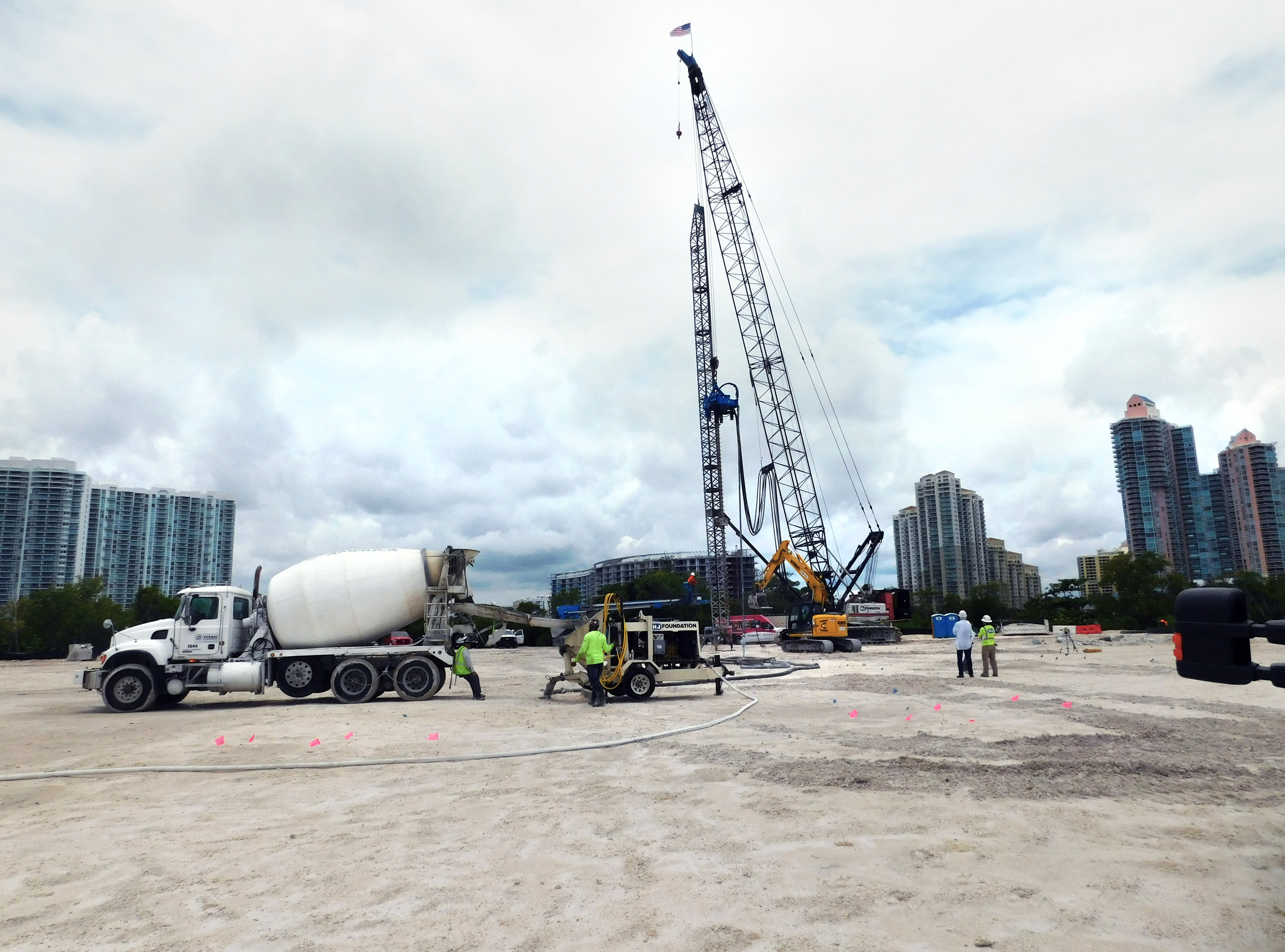 Prive Developers Begin Construction of Prive at Island Estates