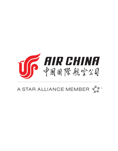 Air China logo (PRNewsFoto/Air China) (PRNewsFoto/Air China)