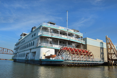 Accepting offers on riverboat before going to auction. Located on the Ohio River in Metropolis, IL.