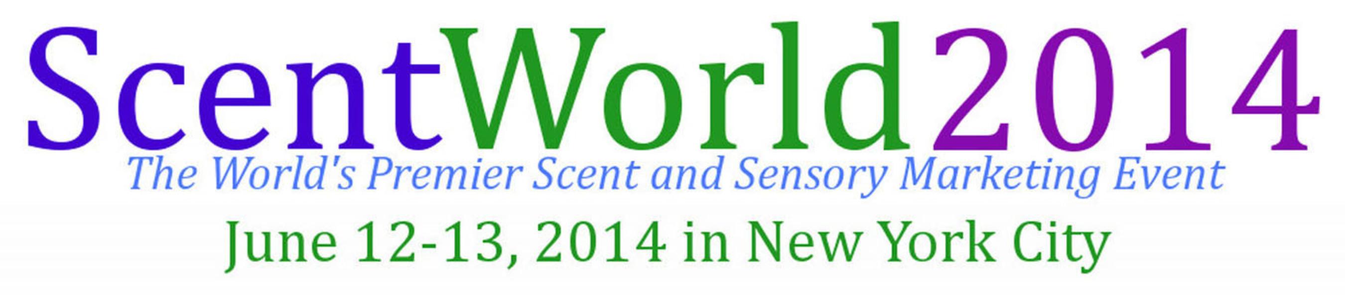 ScentWorld 2014 logo. (PRNewsFoto/Scent Marketing Institute) (PRNewsFoto/SCENT MARKETING INSTITUTE)