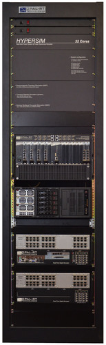 HYPERSIM is setting a new performance benchmark for real-time simulation of large power grids and