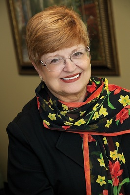 Jan Jones, President and CEO of The Elizabeth Hospice; www.elizabethhospice.org (PRNewsFoto/The Elizabeth Hospice)