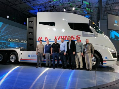 Nikola motor company innovation gives thompson new opportunity for Nikola motors stock price