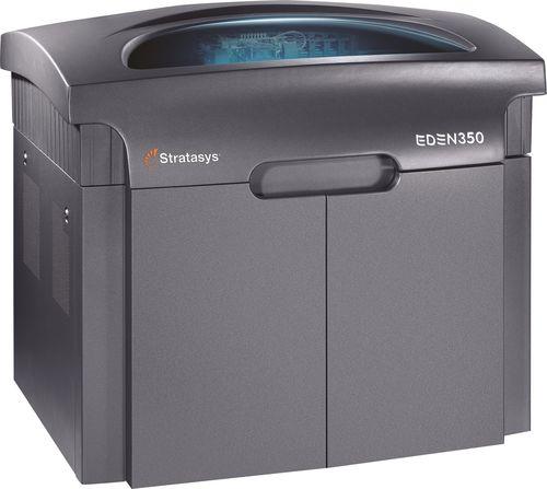 Objet350 Connex Multi-material 3D Printer from Stratasys (PRNewsFoto/Stratasys Ltd_)