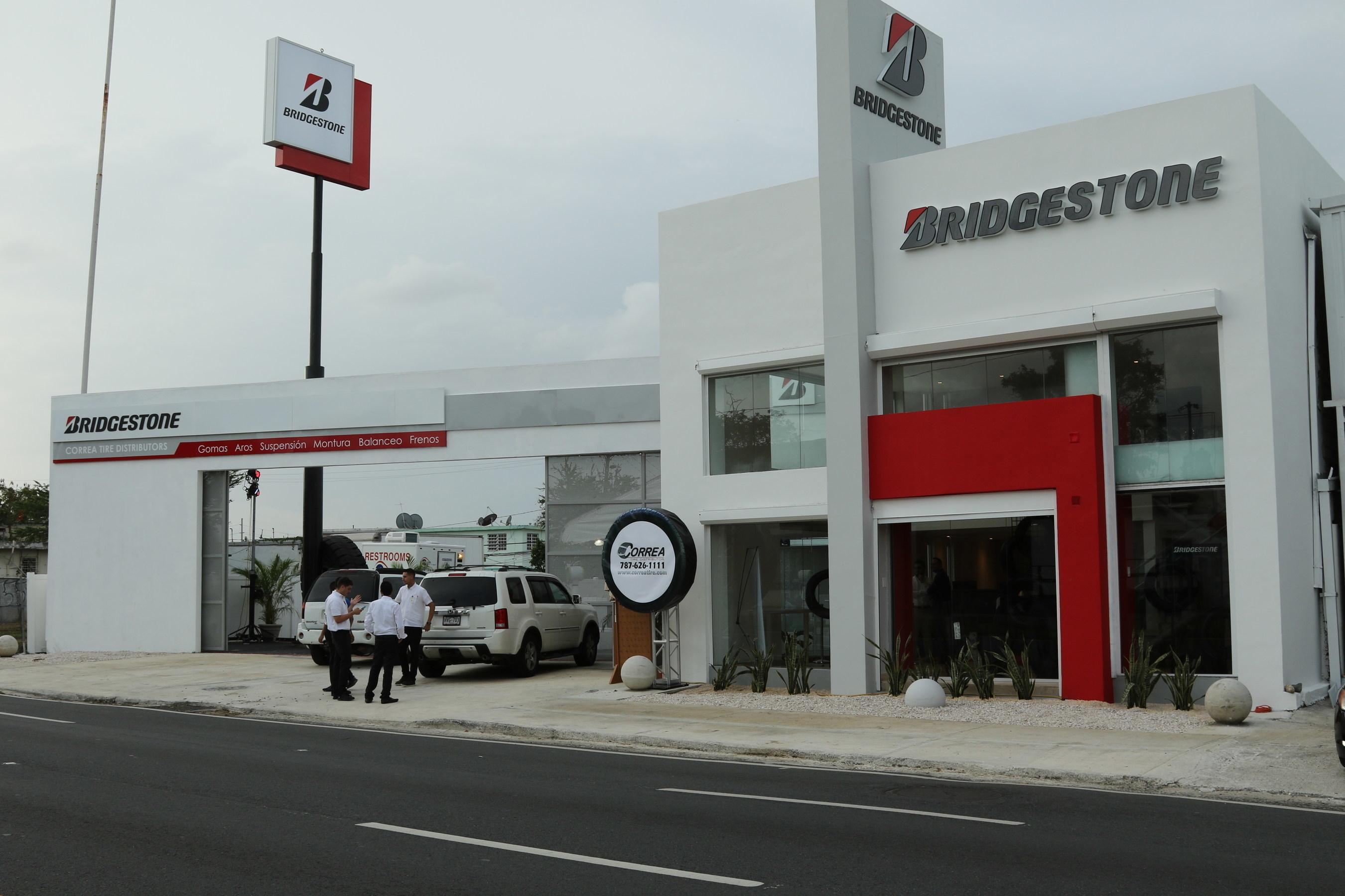 Centro de Servicio Bridgestone Puerto Rico