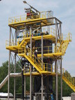 PHG Energy's Large Frame Gasification Unit