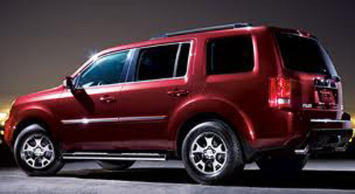 Honda Pilot available in the Honda Summer Clearance Event.  (PRNewsFoto/Courtesy Motors)