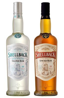 New Premium Rum Shellback(TM) Debuts Caribbean Taste For The Modern Consumer.  (PRNewsFoto/Shellback Rum)