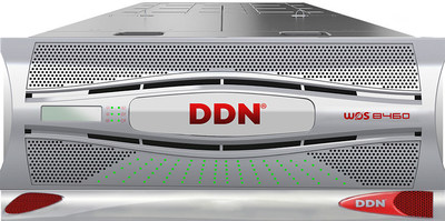 DDN's WOS8460 High Performance Object Storage Appliance