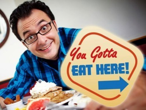 """You Gotta Eat Here"" with John Catucci (PRNewsFoto/Detroit Style Pizza Co.)"