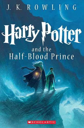 Scholastic Unveils New Cover for Harry Potter and the Half-Blood Prince by Award-Winning