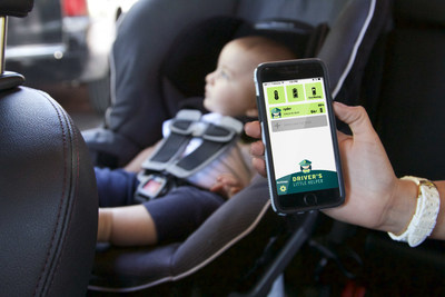 Driver's Little Helper, a New Stand-alone Smartphone-enabled Car Seat System that Monitors Temperature, Movement and Arrival