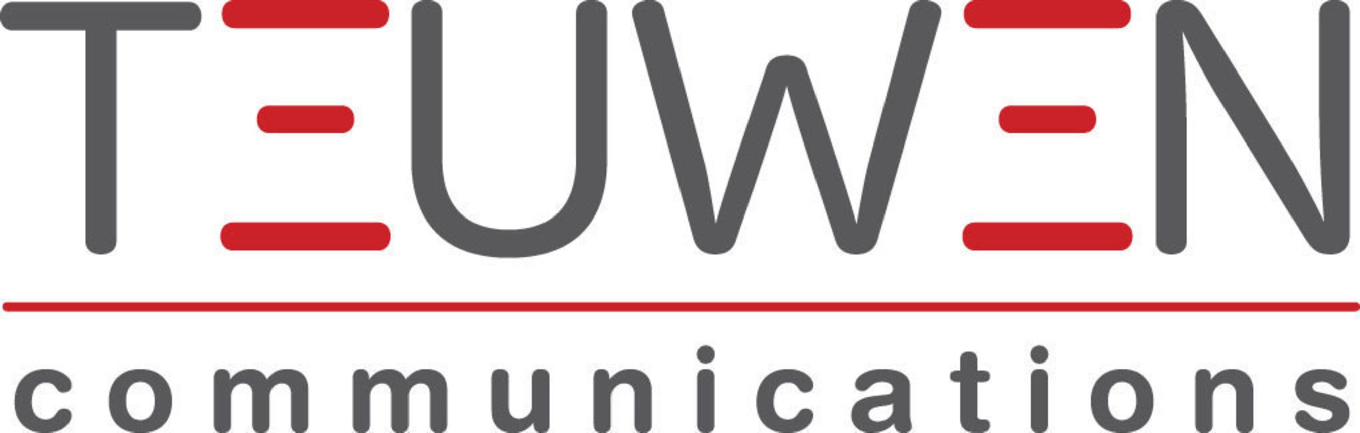 Teuwen Communications celebrates its 20th anniversary. (PRNewsFoto/Teuwen Communications)
