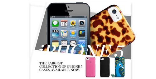 Case-Mate Introduces New Fashion Cases for the iPhone 5