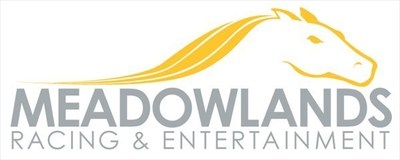 Meadowlands Racing & Entertainment Logo
