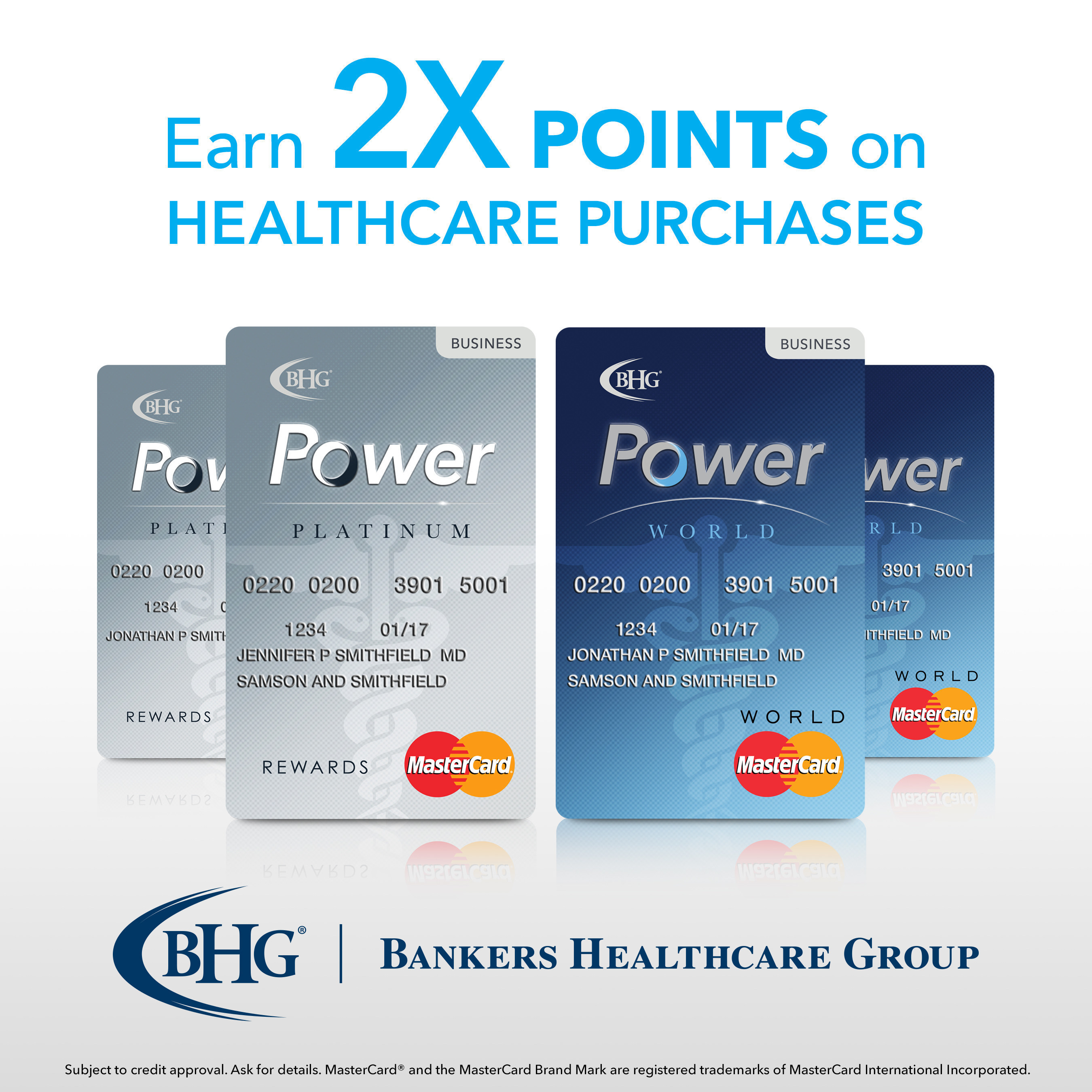 Bankers Healthcare Group Introduces The BHG Power