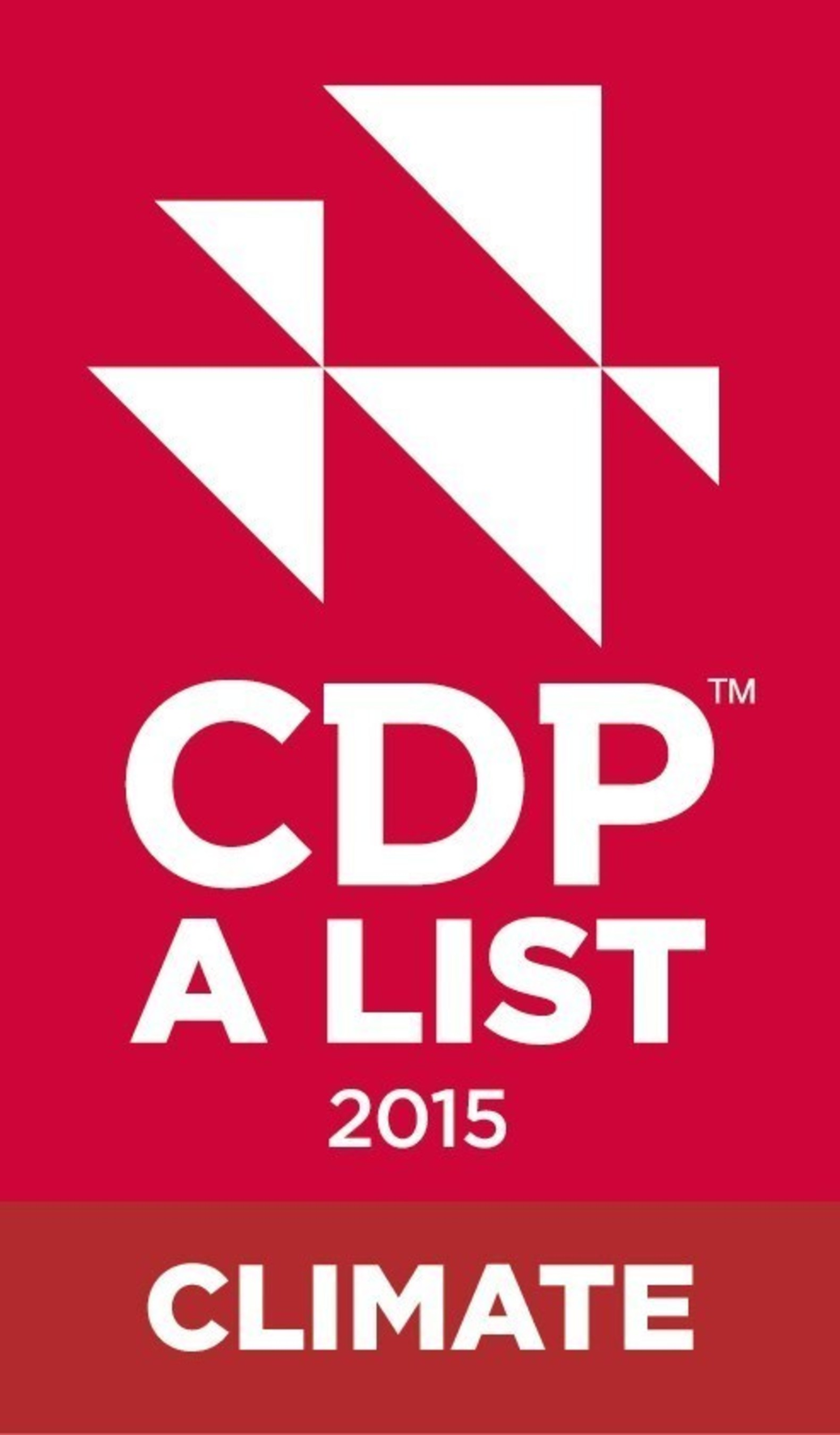 The Mosaic Company Achieves Recognition as a World Leader on CDP's 2015 Climate A List