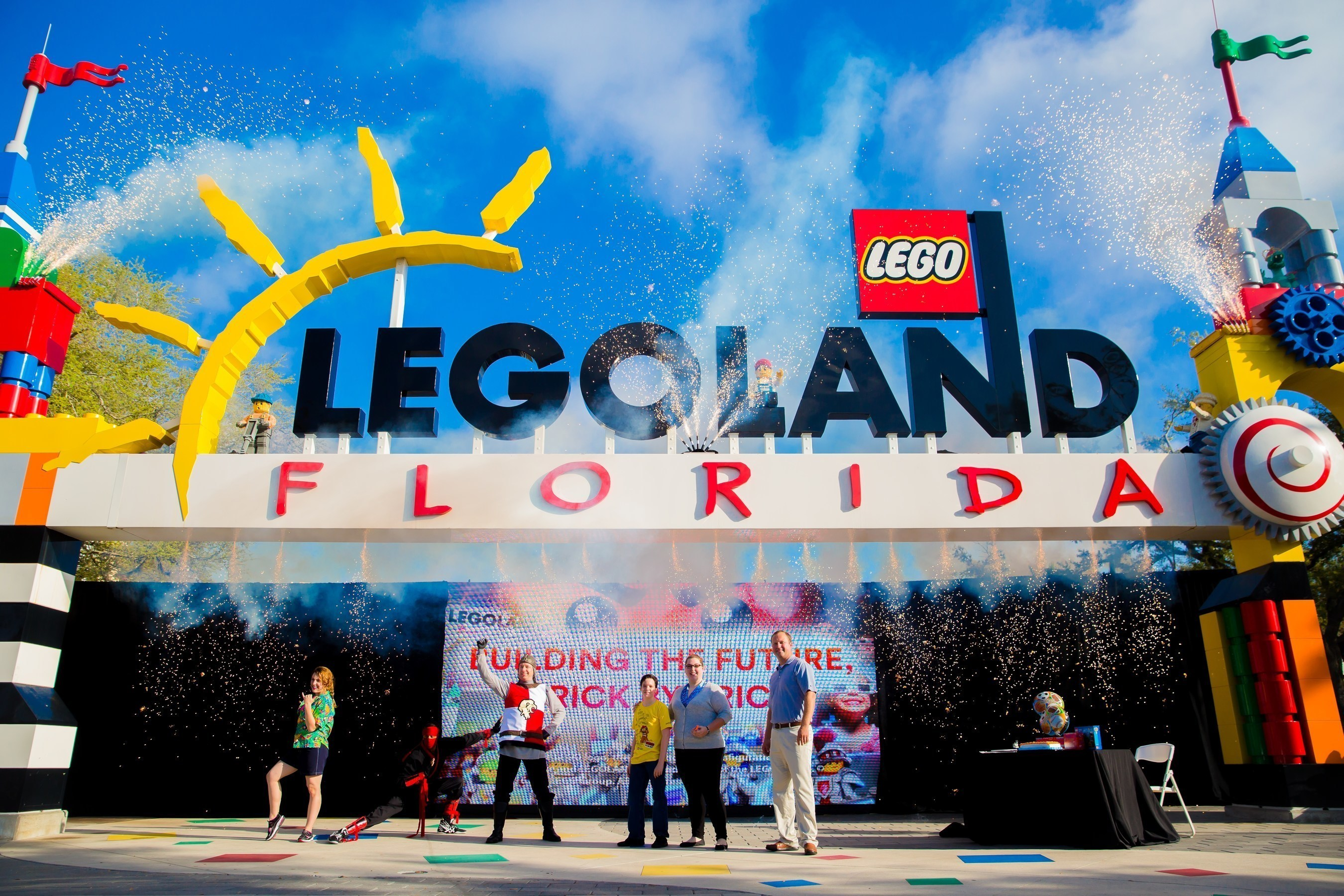 LEGOLAND® Florida Resort Announces All-New Beach-Themed