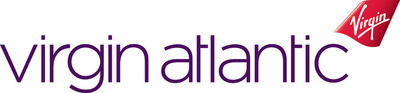 Virgin Atlantic Logo.  (PRNewsFoto/Delta Air Lines)