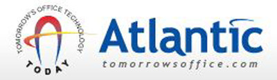 Atlantic, Tomorrow's Office Logo.  (PRNewsFoto/Atlantic, Tomorrow's Office)