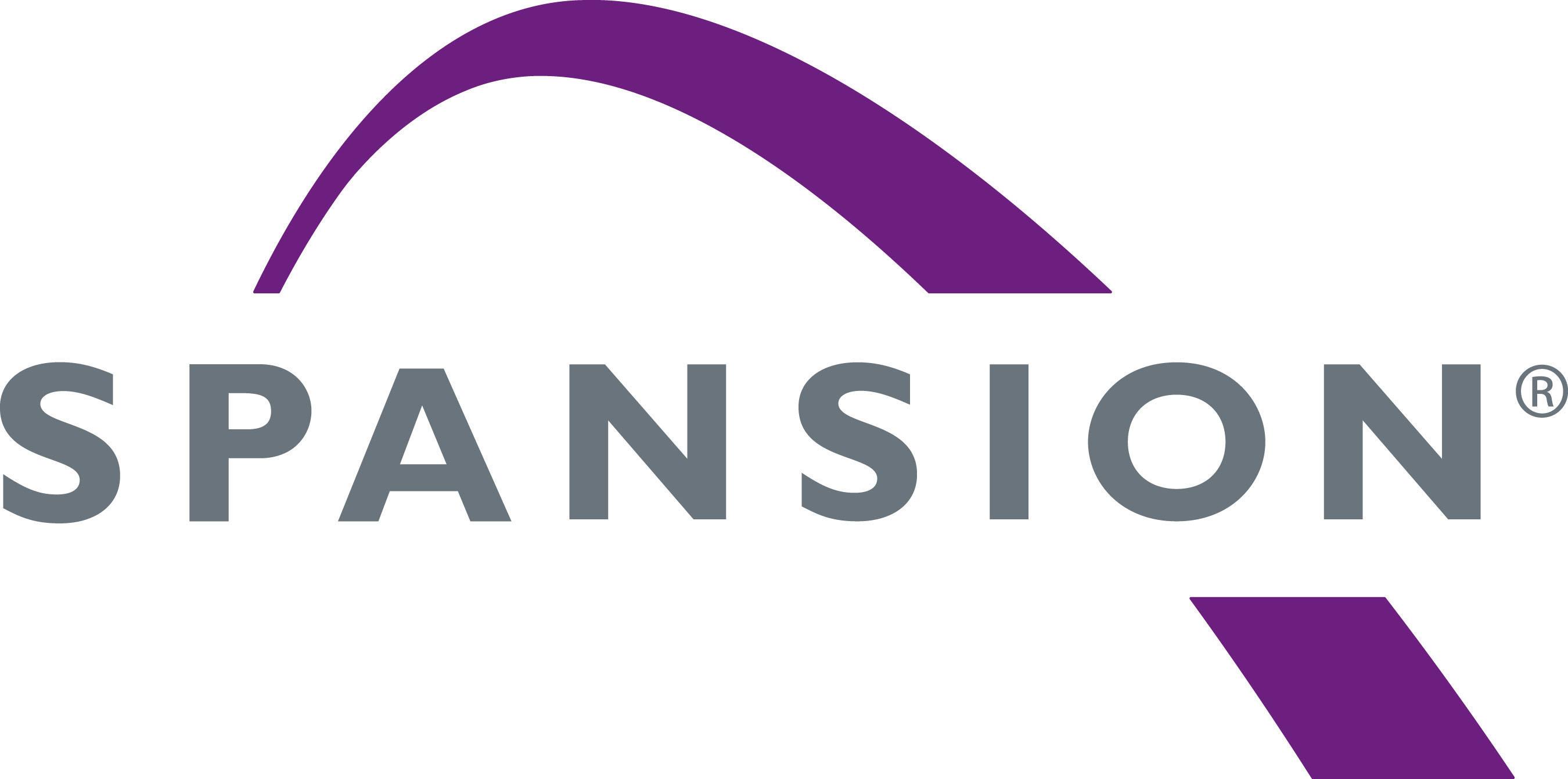 Spansion logo.