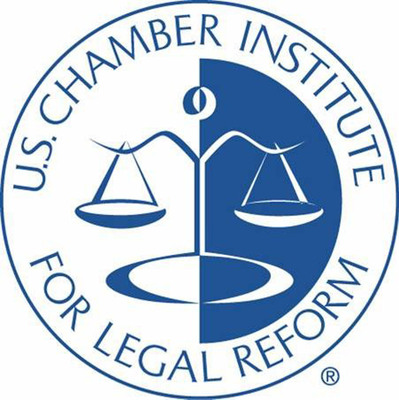 U.S. Chamber Institute for Legal Reform Logo. (PRNewsFoto/U.S. Chamber Institute for Legal Reform)