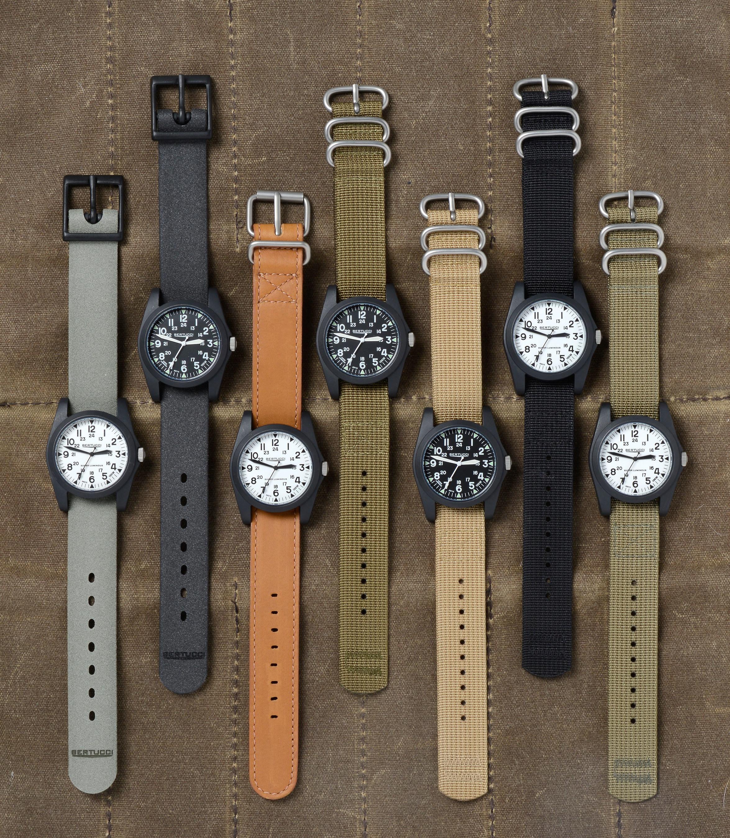 f174a85d4388 Bertucci(R) Performance Watches(TM) introduces the A-3P Sportsman Vintage