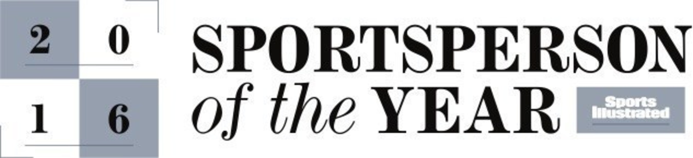 SI 2016 Sportsperson of the Year