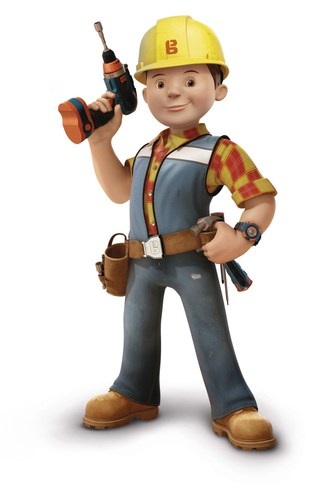 Bob The Builder(TM) is back with brand new content bringing the world of construction to life! (PRNewsFoto/HIT Entertainment and Mattel) (PRNewsFoto/HIT Entertainment and Mattel)