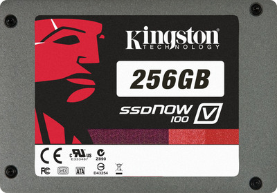 Kingston ships new V Series solid-state drive. The V100 is targeted for consumers on a budget looking to upgrade their current PC to an SSD.  (PRNewsFoto/Kingston Digital, Inc.)