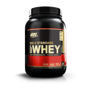 "Optimum Nutrition Announces Chocolate-Dipped Banana as Winner of ""Lead the Whey"" Flavor Contest"