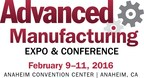 Advanced Manufacturing Expo & Conference Anaheim Covers All Corners of the Market, including Industry Trends in Medtech, Packaging Design and Smart Manufacturing