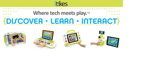 iTikes™ Tech Meets Play August 2012