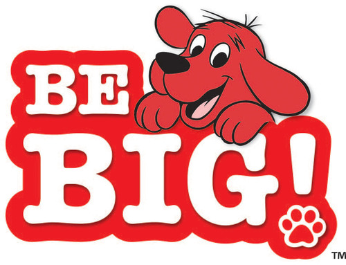 Scholastic Media's BE BIG In Your Community Campaign encourages kids to give back.  (PRNewsFoto/Scholastic Media)