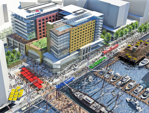 Graduate School USA to Establish Center for Education and Training at The Wharf on the Southwest