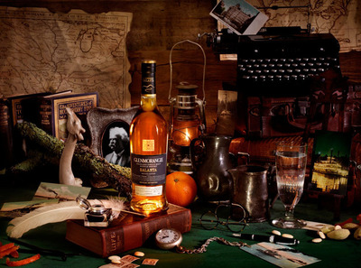 """Jim Murray's Whisky Bible pays homage to the """"borderline perfection"""" of Private Edition Ealanta.  (PRNewsFoto/Glenmorangie)"""