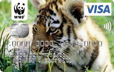 MBNA Enhances WWF Charity Credit Card Offer