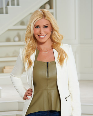 Jill Martin, creative director of QVC's G.I.L.I. Collection