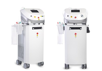 Alma LipoLife 3G, the Complete Solution for Liposuction, Skin Tightening & Fat Grafting. The first integrated solution of its kind combining multiple modalities in a compact, portable and neatly organized system (PRNewsFoto/Alma Lasers)
