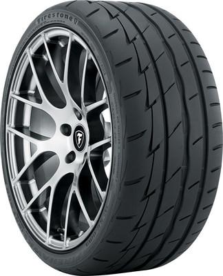 The Firestone Firehawk(TM) Indy 500(R) ultra high performance tire