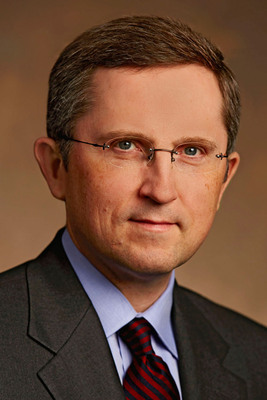 Allen L. Leverett, elected President of Wisconsin Energy.  (PRNewsFoto/Wisconsin Energy Corporation)