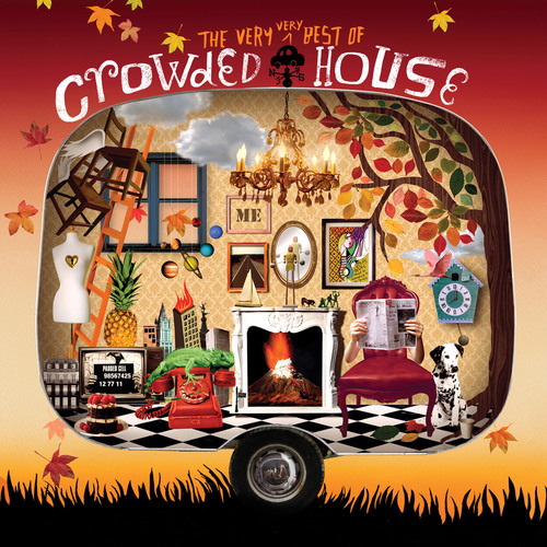 Crowded House's Top Hits and Fan Favorites Gathered for 'The Very Very Best Of Crowded House,' to