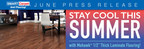 Stay cool this summer with flooring recommendations from SMART Carpet and Flooring.