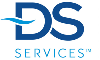 DS Services logo.