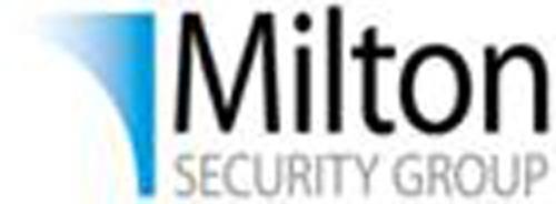 Milton Logo. (PRNewsFoto/Milton Security Group, Inc) (PRNewsFoto/MILTON SECURITY GROUP, INC)