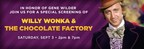 Gene Wilder's Willy Wonka & The Chocolate Factory Returns to the Big Screen this Saturday at Regal