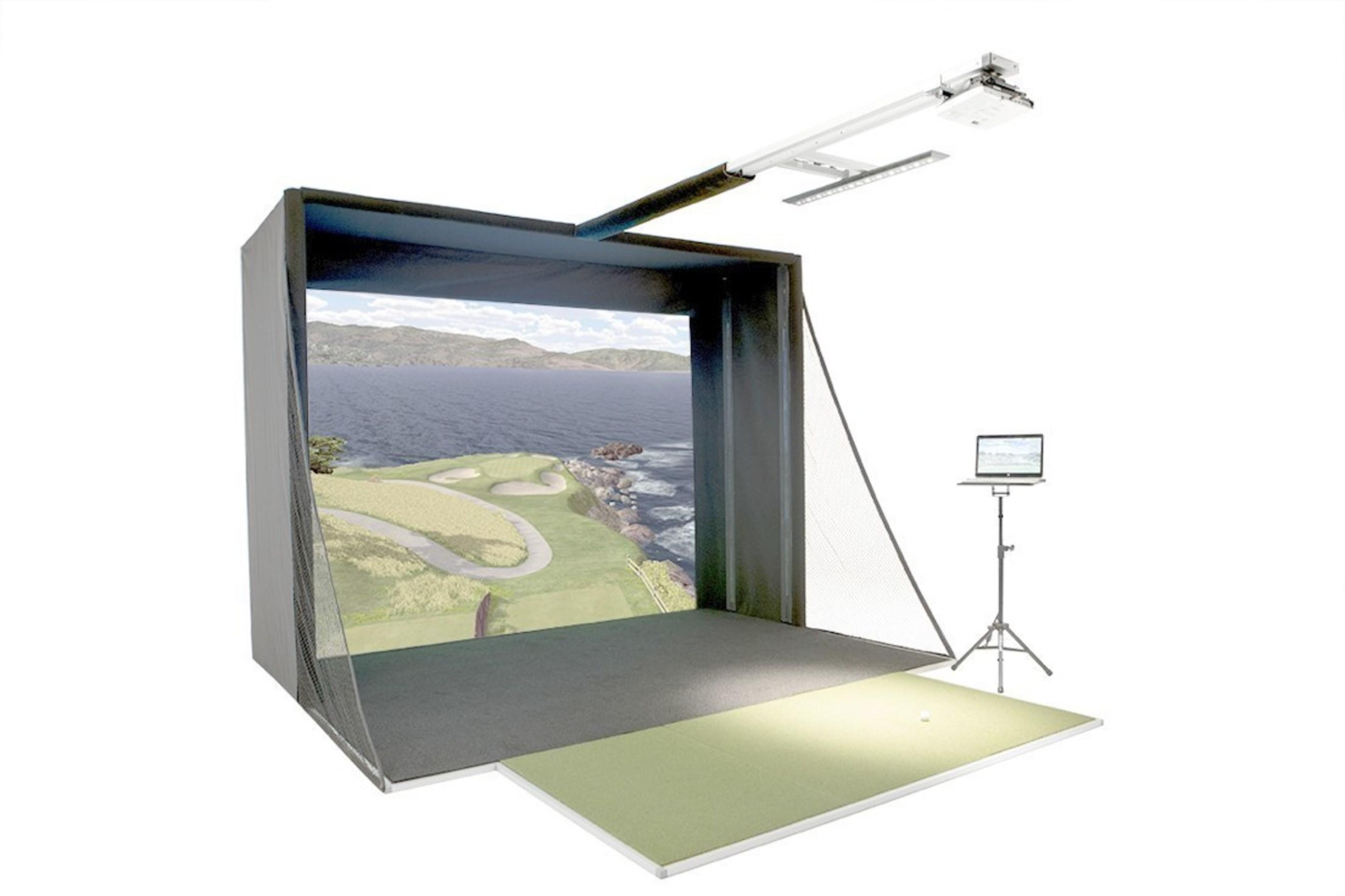 Full Swing Golf Debuts the S2 Simulator Model