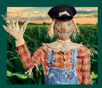 Farmer Boys(R) New Head of Security.  (PRNewsFoto/Farmer Boys Food, Inc.)