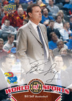 Upper Deck Unveils 'World of Sports' Set; Autographs Abound from NCAA Basketball Coaches